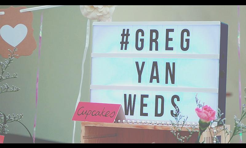Greg and Yannie: Love never Fails 1